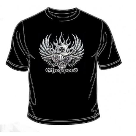 Pánské tričko  - Custom Choppers