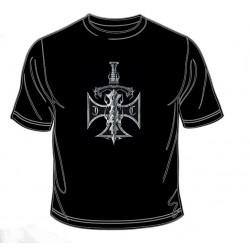 Pánské tričko  - Sword & Cross