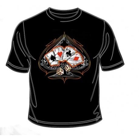 Pánské tričko  -  4 Of A Kind