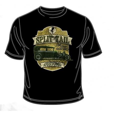 Pánské tričko  -  Split Tail