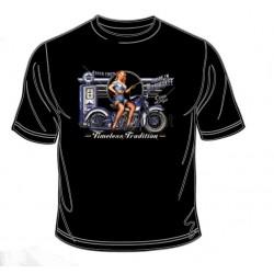 Pánské tričko  -  Timeless Tradition