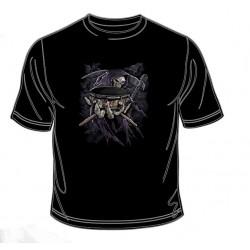 Pánské tričko  - Reaper Music