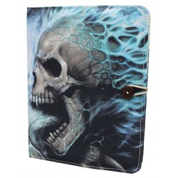 Obal na tablet iPad a Samsung Spiral Direct - Flaming Spine
