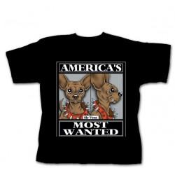 Dětské tričko - America's Most Wanted
