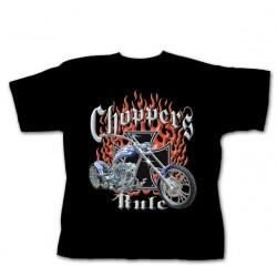 Dětské tričko - Choppers Rule