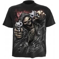 Pánské tričko Spiral Direct - Assassin