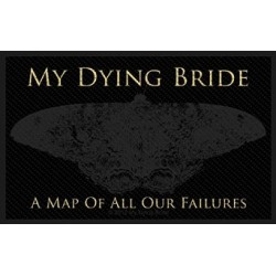 Nášivka My Dying Bride - A Map Of All Our Failures