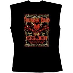 Pánské tričko bez rukávů - Thunder Road