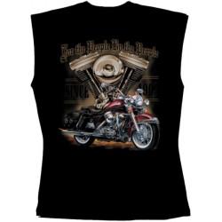 Pánské tričko bez rukávů - For The People