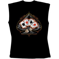 Pánské tričko bez rukávů - 4 Of A Kind