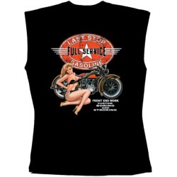 Pánské tričko bez rukávů - Freedamn