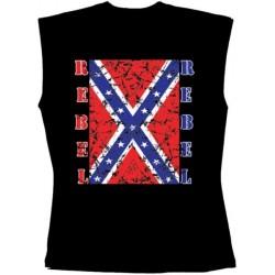 Pánské tričko bez rukávů - Rebel