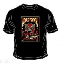 Pánské tričko  - American Muscle