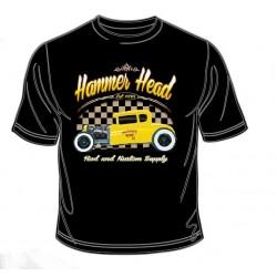 Pánské tričko  -  Hammer Head