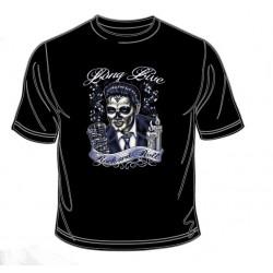Pánské tričko  - Long Live Rock and Roll