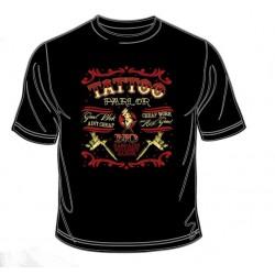 Pánské tričko  - Tattoo Parlor