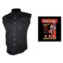 Pánská košile s potiskem - Full Service Garage