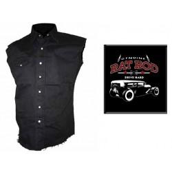 Pánská košile s potiskem - Genuine Rat Rod