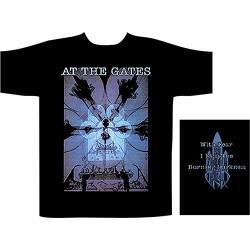 Pánské tričko se skupinou At The Gates - Burning Darkness