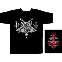 Pánské tričko se skupinou Dark Funeral - I Am The Truth