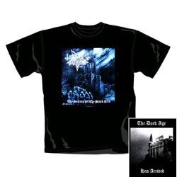 Pánské tričko se skupinou Dark Funeral - Secrets Of The Black Arts