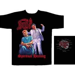 Pánské tričko se skupinou Death - Spiritual Healing