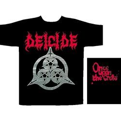 Pánské tričko se skupinou Deicide - Once Upon The Cross