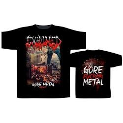Pánské tričko se skupinou Exhumed - Gore Metal Redux