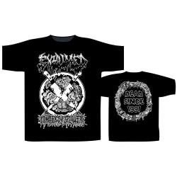 Pánské tričko se skupinou Exhumed - Platters Of Splatter