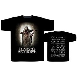 Pánské tričko Fleshgod Apocalypse - Bloody