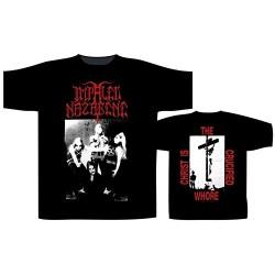 Pánské tričko Impaled Nazarene - Crucified Whore