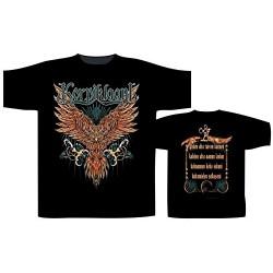 Pánské tričko se skupinou Korpiklaani - Owl