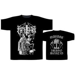 Pánské tričko se skupinou Marduk - Imago Mortis