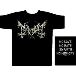 Pánské tričko Mayhem - No Love No Hate