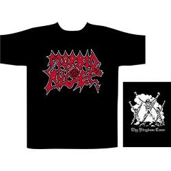 Pánské tričko se skupinou Morbid Angel - Thy Kingdom Come