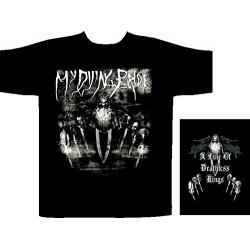 Pánské tričko se skupinou My Dying Bride - A Line Of Deathless Kings