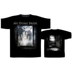 Pánské tričko se skupinou My Dying Bride - Hail Odysseus