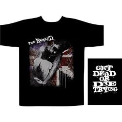 Pánské tričko se skupinou The Rotted - Get Dead Or Die Trying