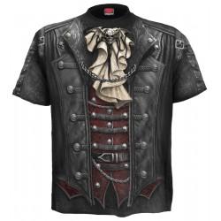 Pánské tričko Spiral Direct - Goth Wrap