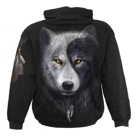 Pánská mikina Spiral Direct - Wolf Chi - KlanShop 7aae02f12d