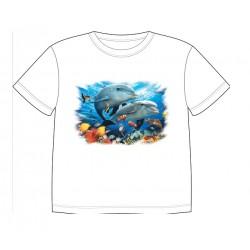 Dětské dobravující se tričko - Beneath The Waves