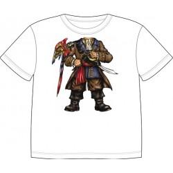 Dětské tričko s motivem těla - Pirát