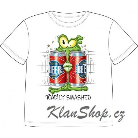 Dětské tričko s potiskem zvířat - Žába