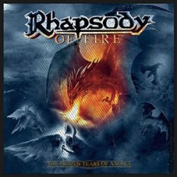 Nášivka Rhapody Of Fire - The Frozen Tears Of Angels