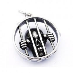 Ocelový přívěsek - Vězeň