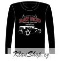 Pánské tričko s dlouhým rukávem - Rat Rod