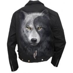 Pánská bunda Spiral Direct - Wolf Chi