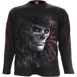 Pánské tričko s dlouhým rukávem Spiral Direct - Day Of The Goth