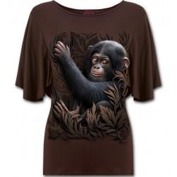 Dámské tričko Spiral Direct - Monkey Business