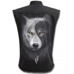 Pánská košile Spiral Direct - Wolf Chi